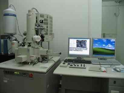 冷场发射高分辨扫描电子显微镜