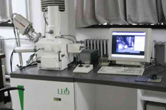 扫描电镜、能谱仪及背散射取向分析系统