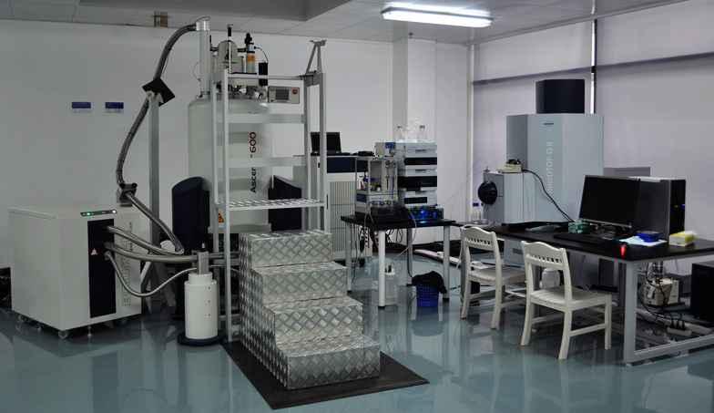液相色谱-固相萃取-核磁共振/高分辨质谱联用(LC-SPE-NMR/MS)代谢组学分析系统