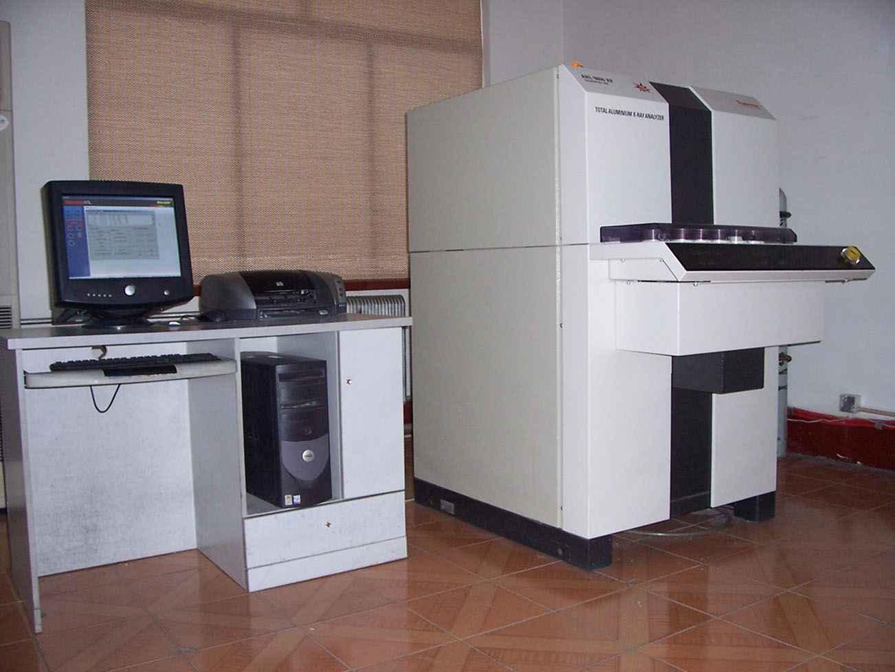 X-射线荧光分析仪