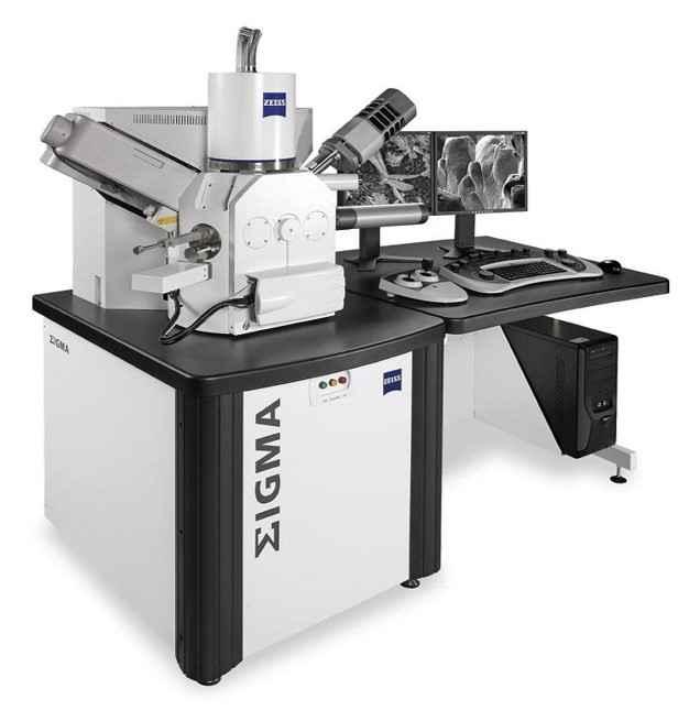 扫描电子显微镜系统