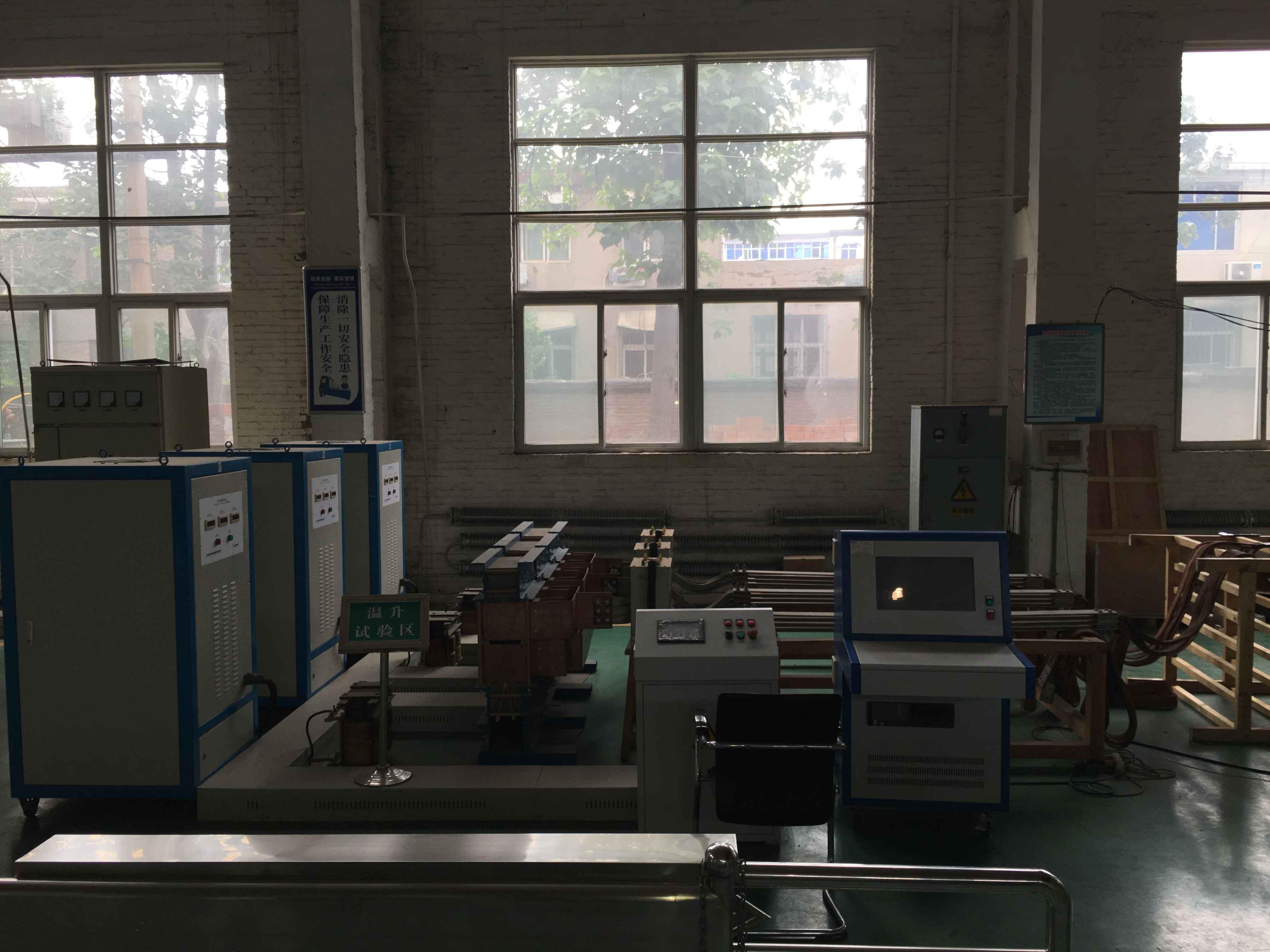 5000A温升试验设备及采集分析系统