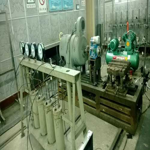 压缩机船用条件试验台位