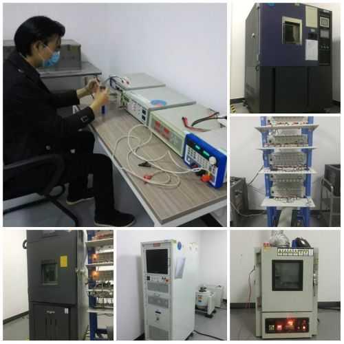 电池测试设备