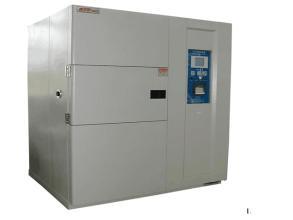 1m³卧式两箱式冷热冲击箱