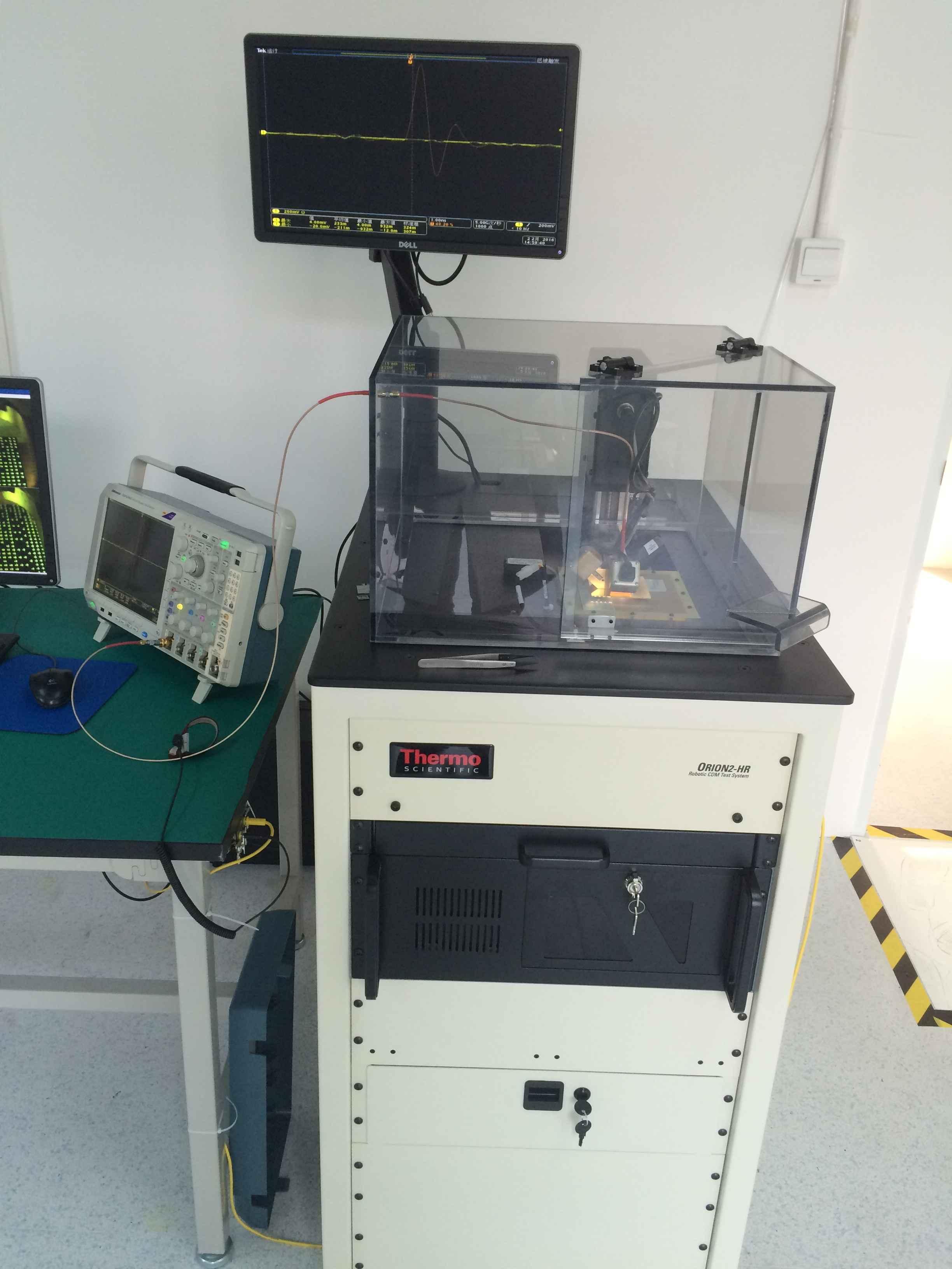 集成电路静电放电能力测试系统(CDM-Orion2)