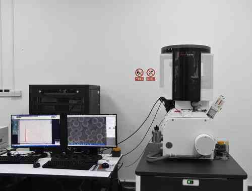 聚焦离子/电子双束电子显微镜