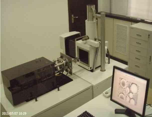 高温原位疲劳试验机