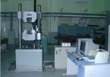 液压式屏显万能试验机