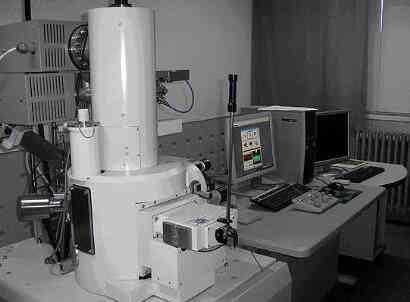 扫描电镜(SEM)检测实验流程