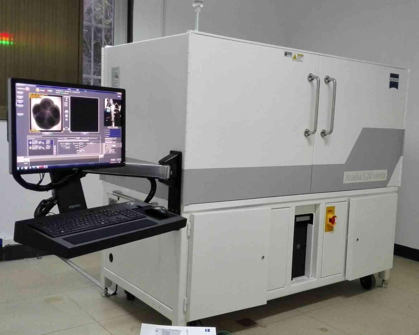 三维X射线显微成像系统