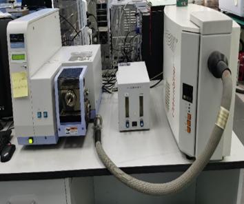 热重/质谱联用仪