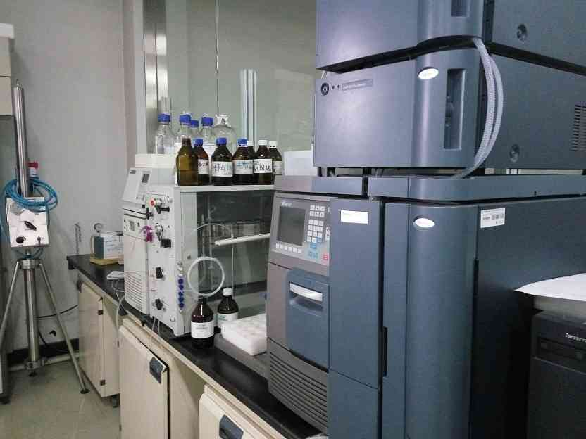分析兼制备型高效液相色谱仪