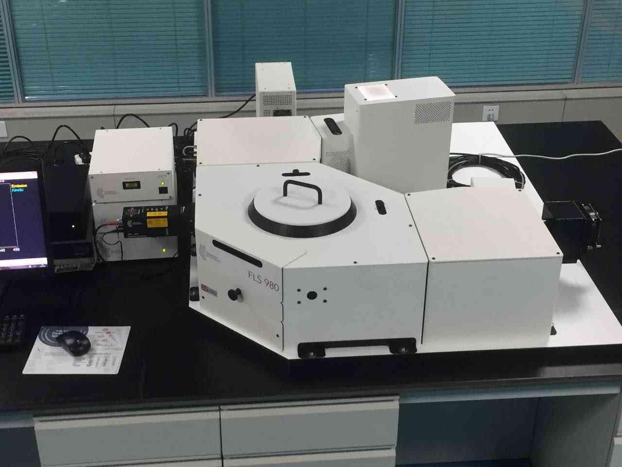 全功能型稳态/瞬态荧光光谱仪