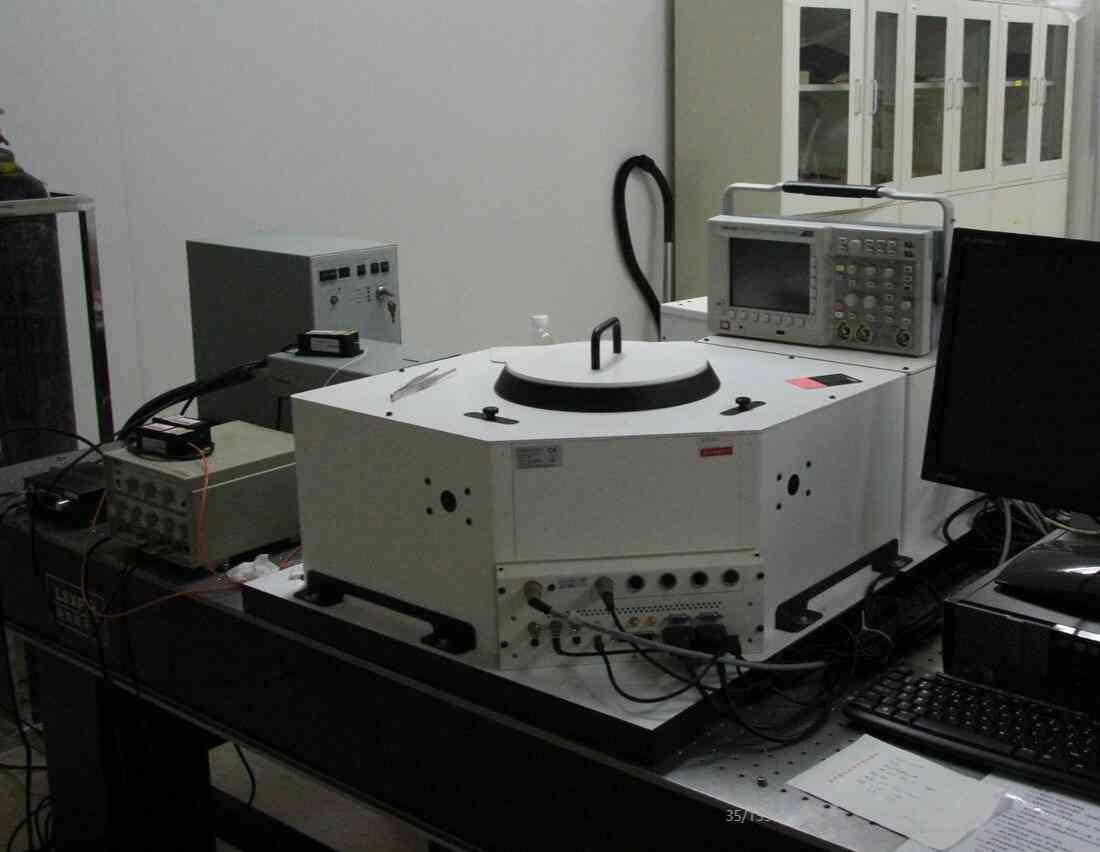 中远红外光谱仪
