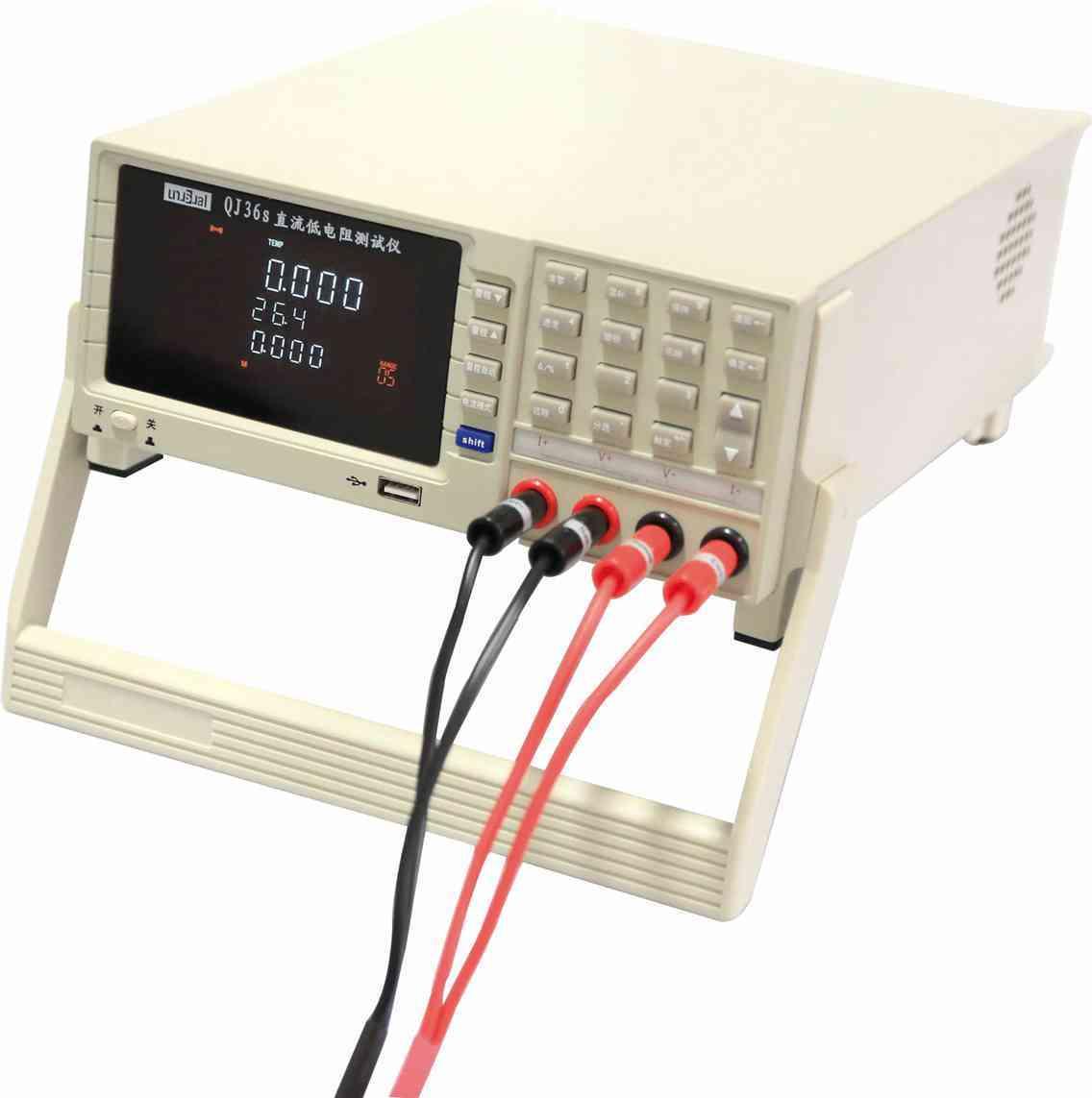 低电阻直流电阻测试仪