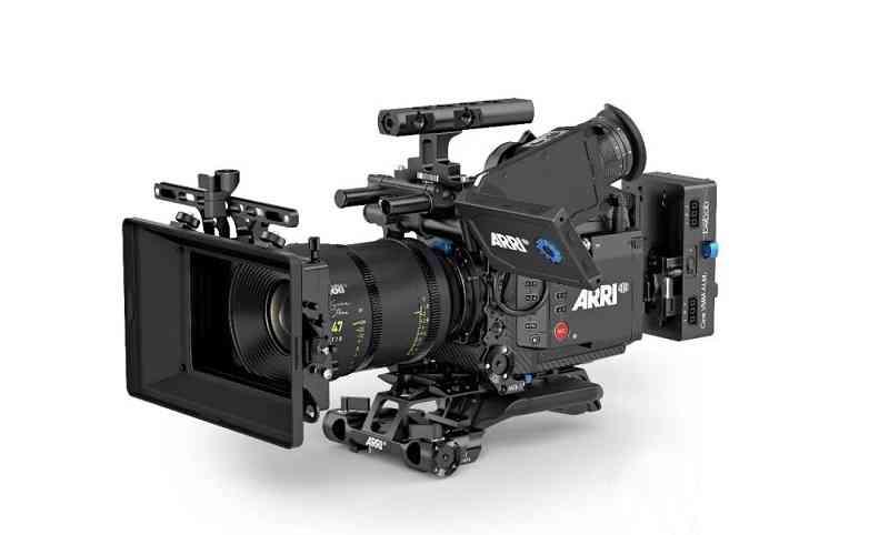 数字高清电影摄影机-ALEXA DTE-SXS