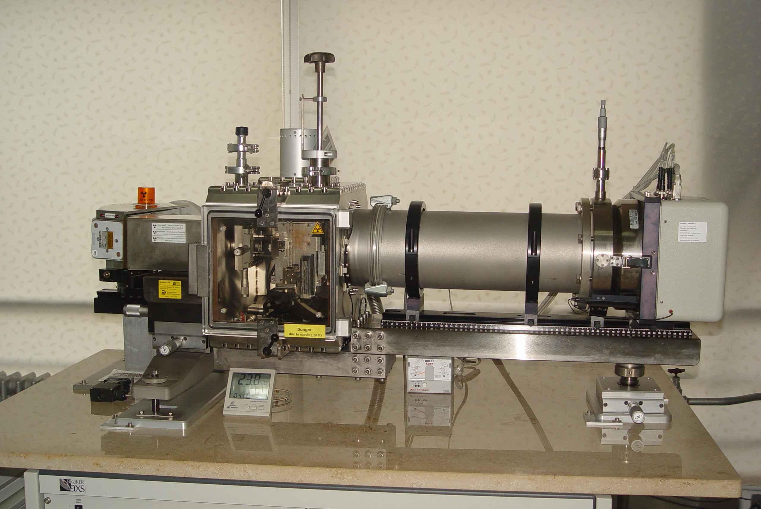 X射线小角散射纳米结构分析仪