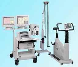 心肺功能测试仪及跑台