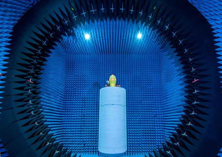 手机天线(OTA)测试系统