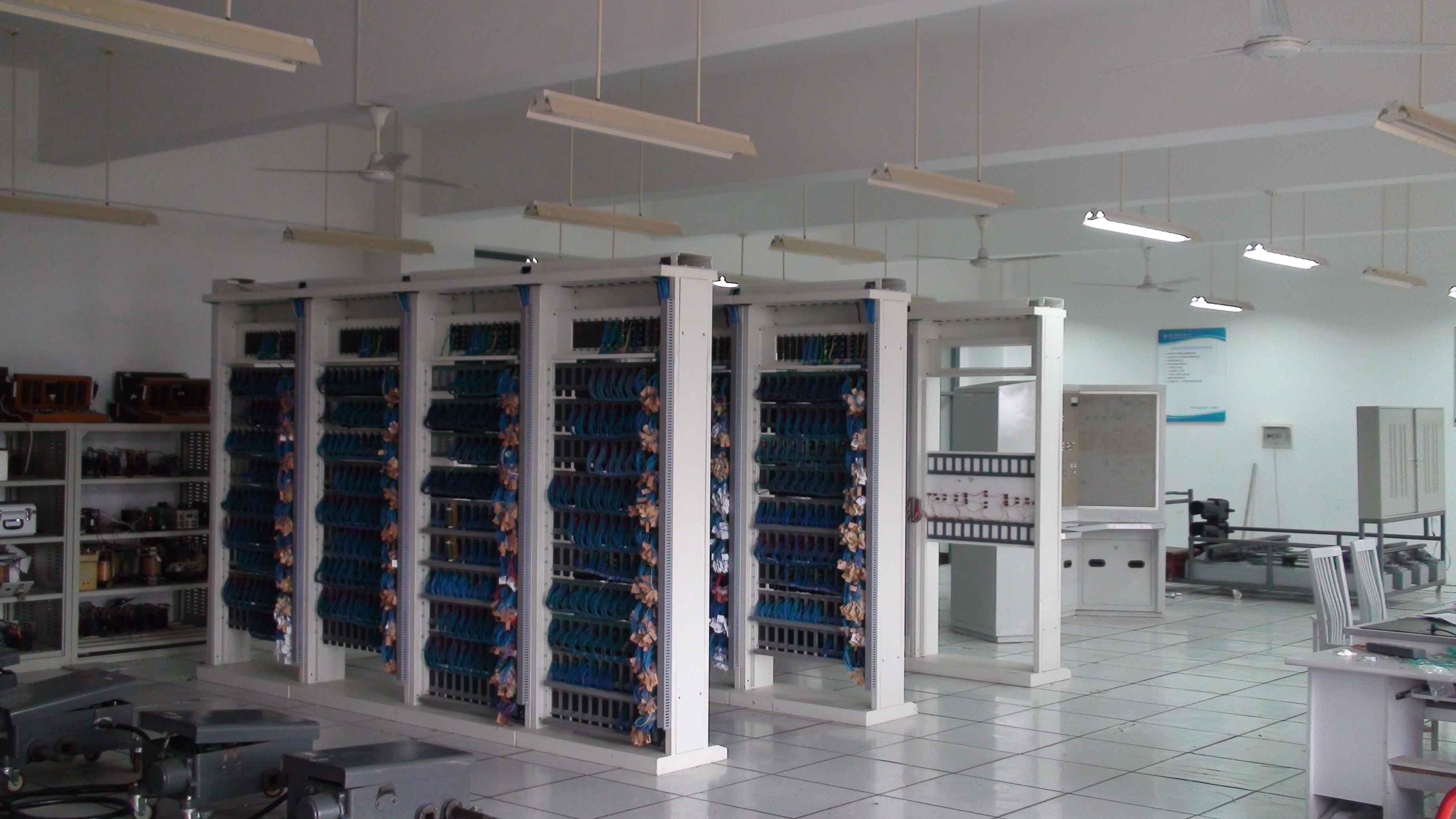 继电联锁系统
