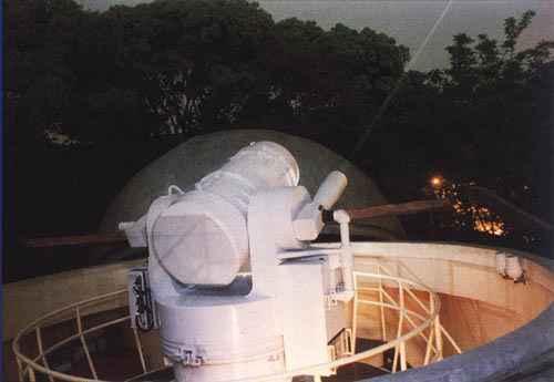 60厘米人卫激光测距仪