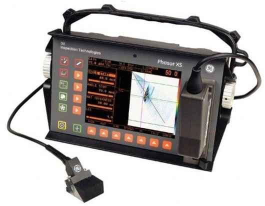 便携式超声相控阵探伤仪
