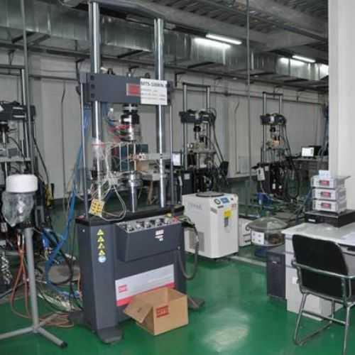 液压伺服万能材料试验机