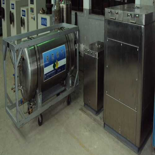 阀门低温试验装置