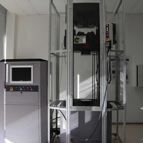液压伺服拉力试验机1000KN