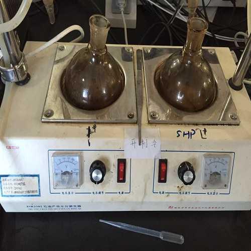 水分测定装置